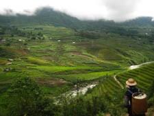 Vietnam, Van Zuid Naar Noord