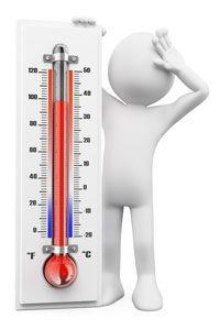 Hitte- En Temperatuurgevoeligheid Bij MS