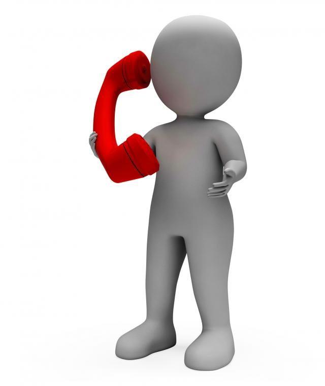MS-telefoon Zoekt Versterking