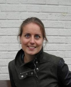 Jonge onderzoeker Linda Rolf