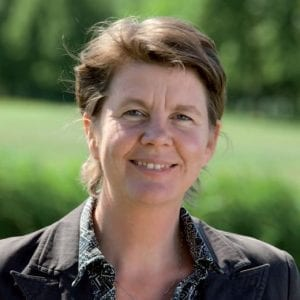 Professor dr. Inga Huitinga, directeur Nederlandse Hersenbank