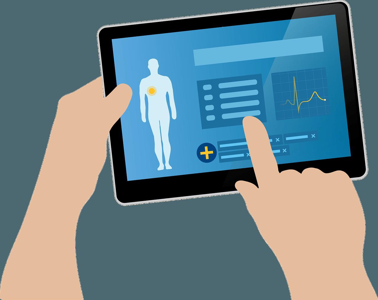 e-health vanuit huis