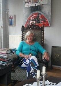 Renée Spermon-Marijnen, moeder van Boaz Spermon
