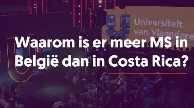 Meer MS In België Dan Costa Rica?