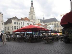 Breda is in 2019 de meest toegankelijke stad van Europa en heeft daarmee de Access City Award gewonnen