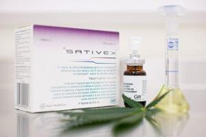 Sativex spray