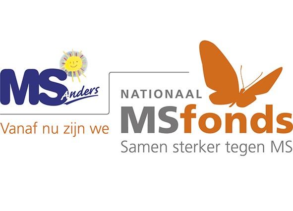 MS-anders Gaat Op In Nationaal MS Fonds