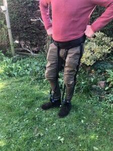 Hip Flexion Assist Device